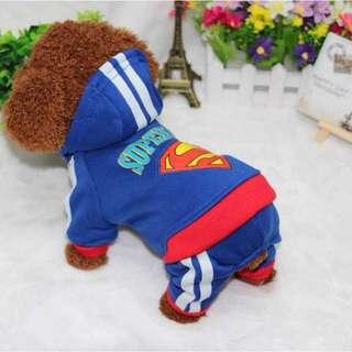 寵物超人衣服