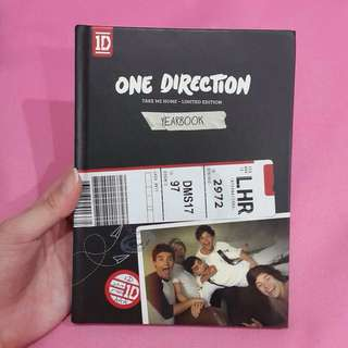 One Direction - Take Me Home Yearbook Edition Album