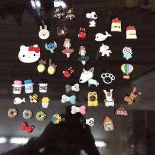 Cute Acrylic Charms for phone case/scrapbooking/slime