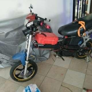 Ebike/escooter