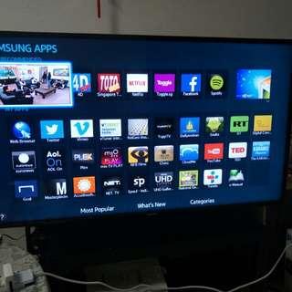 Samsung 55 Full HD Smart Led Tv