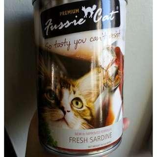 Fussie Cat 400g