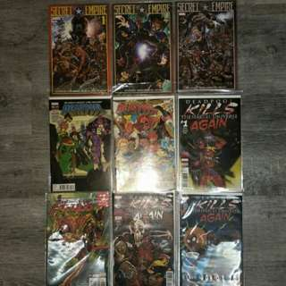 (Price reduced) Comic lot
