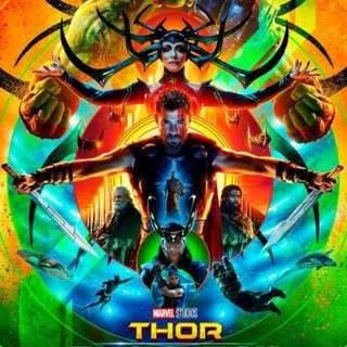 Thor Ragnarok Movie 2017 eng sub