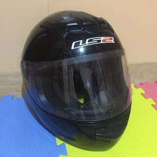 LS2 Helmet Model Rookie ff352