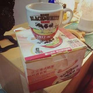 正宗港式奶茶杯碟套裝