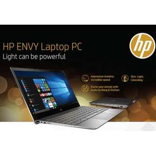 Brand New 2018 HP ENVY Laptop 13-ad115TU Core i5 8250U 256GB 8GB RAM BNIB