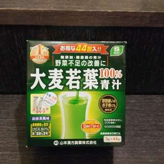 (全新)大麥若葉1盒