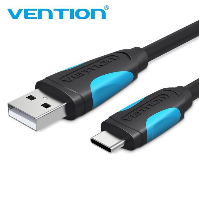 1M - Vention Kabel Data USB 3.1 Type-C Sync Lightning Cable