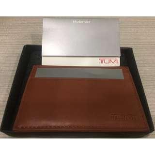 Tumi Namecard Holder (10 cm by 7 cm)