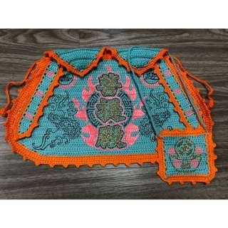 Customised Kimsin 袍