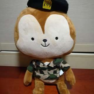Descendants of the Sun Fox Stuffed Toy