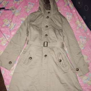 Winter jacket - long coat