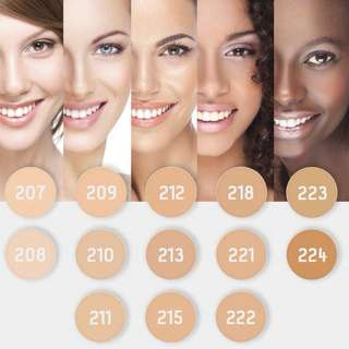 Dermacol Foundation (ALL SHADES AVAILABLE)