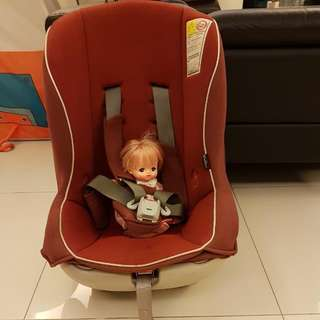Combi Child Car Safety Seat. (Made In Japan)