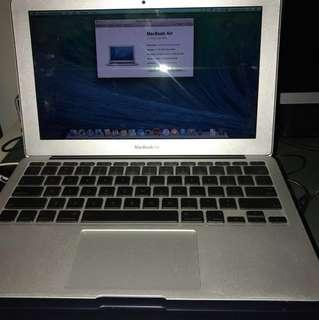 MacBook Air Mint Condition
