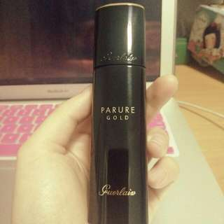 Guerlain Liquid Foundation (Parure Gold)