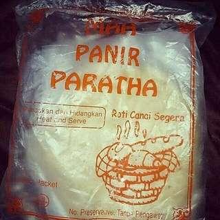 Panir paratha