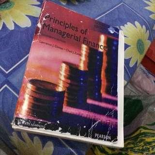 Manajerial Finance