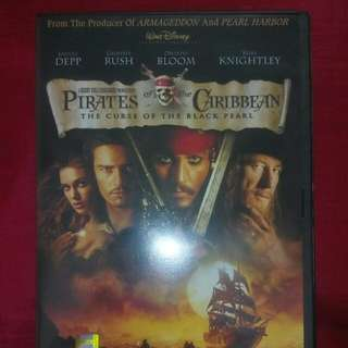 Pirates Of The Caribbean (The Curse Of The Black Pearl