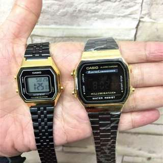 Reprice Casio couple watch OEM
