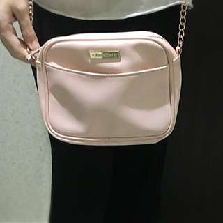 Bershka Small Pink Bag
