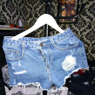 Jeans rombeng