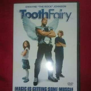 Tooth Fairy DVD
