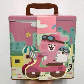 卡娜嚇拉的小動物 新年禮盒 p助 粉紅兔兔 台灣直送