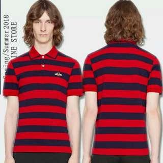 2018 Men's designer Polo T-shirt