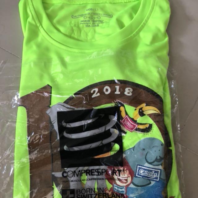 2018 zoo run t shirt for exchange