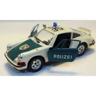 Vintage Polistil S22 polizei Car - Made In Italy