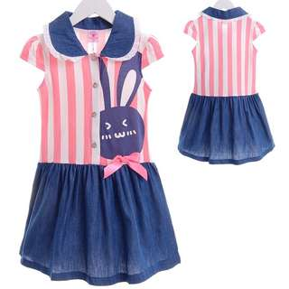 [Buy 3 for $10] Girls Dresses/ Girls Clothing 9034A