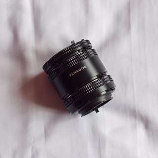 Panagor Macro Extension Tube Set for Minolta MD