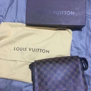 Authentic LV Messenger bag