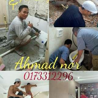 Kontraktor renovation&plumbing services