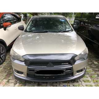 $300 weekly for 3 weeks contract Mitsubishi Lancer EX 2.0a