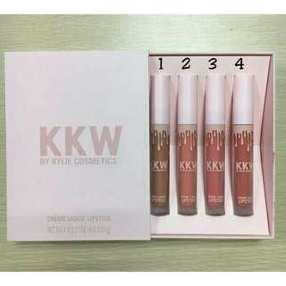 Kylie Creme Liquid Lipstick