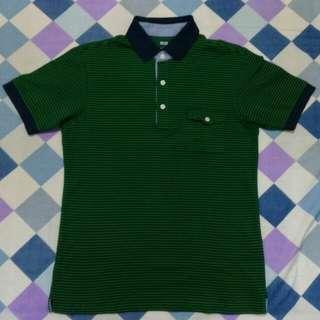 Polo shirt stripes Uniqlo (Original)