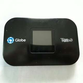 Globe Tattoo LTE Pocket Wifi