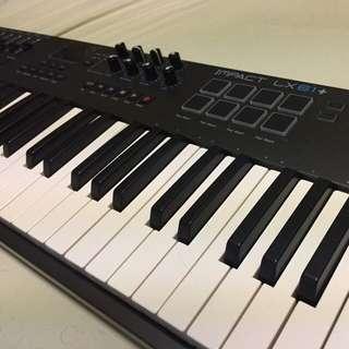 Nektar LX61 midi controller 控制鍵盤 (附琴袋)