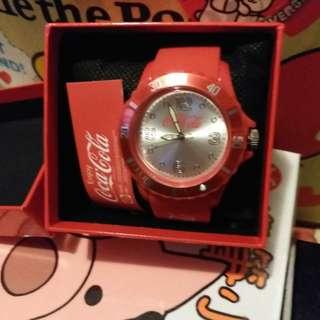 可口可樂 手錶