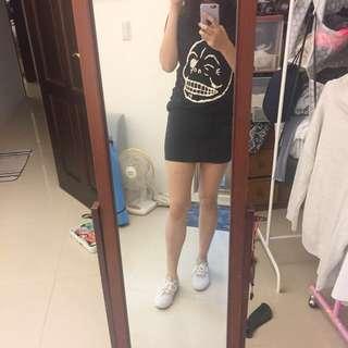 整套350(cheapmonday上衣+黑窄裙)