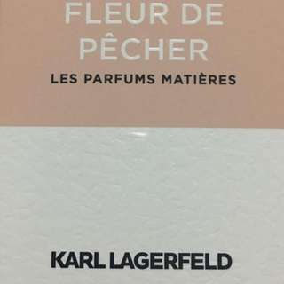 karl lagerfield edp 50ml  les parfums matieres