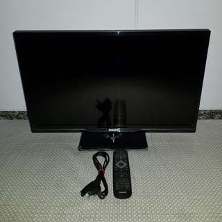 Philips LED 24' Television
