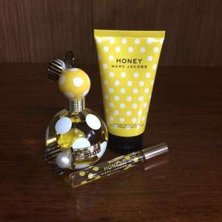 Marc Jacobs - Honey Gift Set