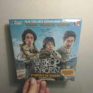 DVD Film Warkop DKI Reborn Part 1 Jangkrik Boss Original
