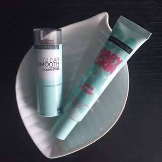 Maybelline Baby Skin & Clear Smooth Foundation Concealer Stick