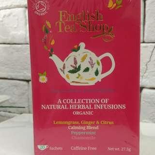English Tea Shop Natural Herbal Infusions