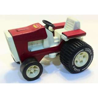 Vintage Red Tonka Tractor